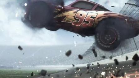 小鲜肉赛车疯狂炫技《赛车总动员3:极速挑战》全新中文版预告片