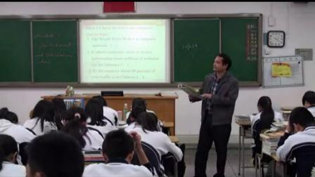 高中英语高一年级《Module 6 The Internet and Telecommunications》布吉高级中学仲明志