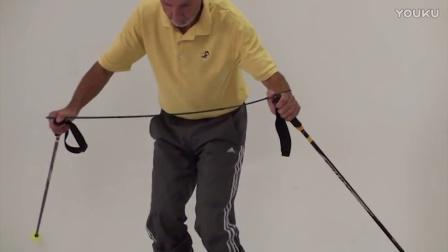 钢蛋滑雪-在家也能练的双板滑雪立刃教程12