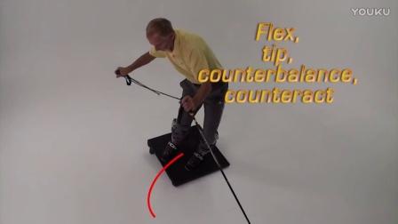 钢蛋滑雪-在家也能练的双板滑雪立刃教程13