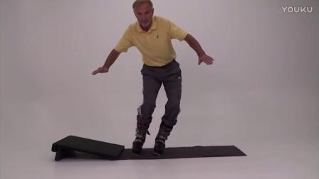 钢蛋滑雪-在家也能练的双板滑雪立刃教程02