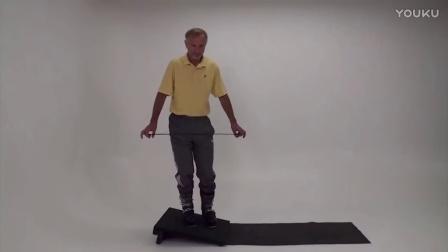 钢蛋滑雪-在家也能练的双板滑雪立刃教程10