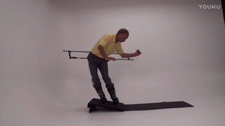 钢蛋滑雪-在家也能练的双板滑雪立刃教程08