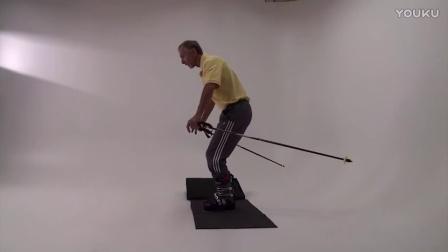 钢蛋滑雪-在家也能练的双板滑雪立刃教程05