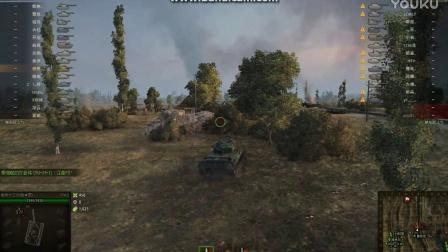 坦克世界STA-2 本子金币车菜鸟秀