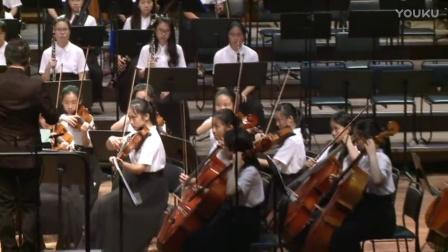 香港拔萃女书院交响乐团演奏拉赫曼尼诺夫交响舞曲第三乐章