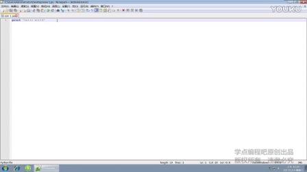 12.Python零基础入门补充课程:notepad++配置