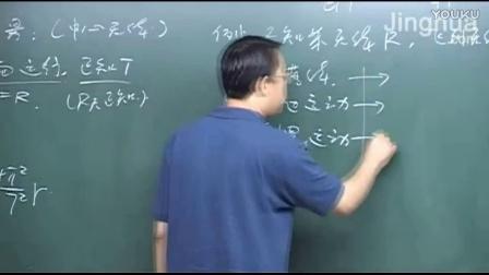 高中物理万有引力天体运动送晓垒高考物理复习视频