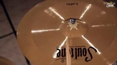 Soultone Cymbals 2017 Custom Latin Prototype Cymbals Demo