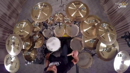 Soultone Cymbals Extreme Cymbals Demo 2017