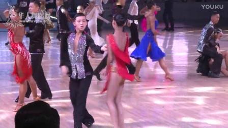 2016年第26届全国体育舞蹈锦标赛16岁以下B组L预赛