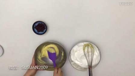 戚风蛋糕的制作方法(花语烘焙课堂)
