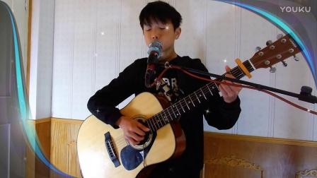 《东风破》吉他弹唱