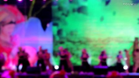 舞蹈:《打夯》在中国(广西)首届壮语春节联欢晚会上演出
