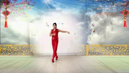 安徽舞动嗨起来编舞阿娜