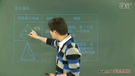 【初一数学】:丰富的图形世界知识点1_标清