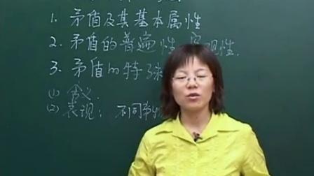 高三政治-课堂实录47 矛盾分析法
