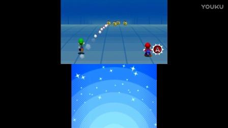 【雪激凌解说】3DS马里奥与路易RPG4 EP5:红绿龟壳与跷跷弹跳蘑菇