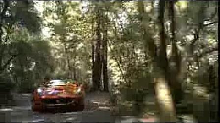 法拉利新车California精美视频
