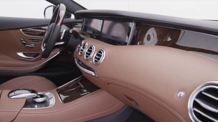 换装9速变速箱 详解2015款奔驰S-Class Coupe(中文/超清)