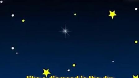 一闪一闪亮晶晶 王雨然 一闪一闪小星星  Little Star 权威翻译儿歌 英文 经典 英国 摇篮曲