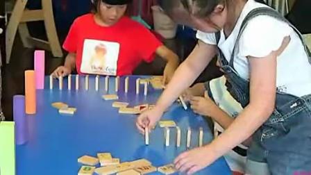 《邻舍小孩》之 数字与空间 ——在家上学 homeschooling