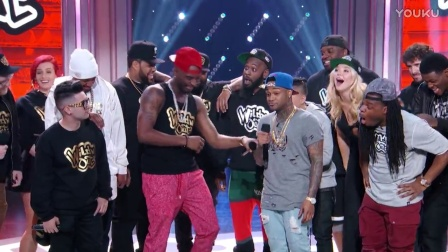 Wild 'N Out - Lil Dicky Calls Nick Cannon Talentless - #Wildstyle