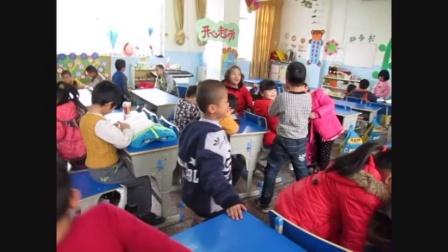 河池市金城江区蓓蕾二幼学前(二)班——欢乐课间