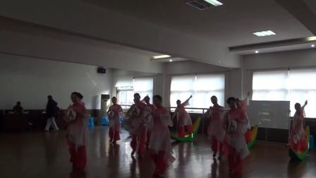 2017年慈溪老年大学舞蹈研修班新春联欢会