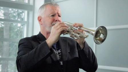 Jack Burt博士演奏Charlier第24首练习曲(乐器:C调Schagerl Berlin Heavy)