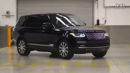 2016 全新路虎揽胜加长防弹版 Range Rover Sentinel_汽车之家价格测评测20167