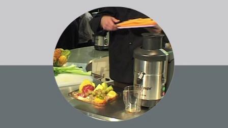 ROBOT COUPE J80 Ultra 自动蔬果榨汁机