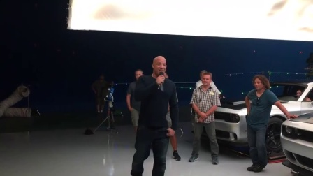 Vin Diesel facebook video Fast and Furious 8