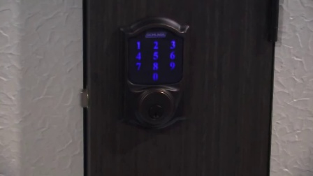 Innovative Protection for Your Home with the Schlage Touchscreen Deadbolt - CES