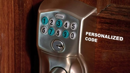 Schlage Keyless Entry Technology