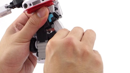MAKETOYS ReMaster系列 DOWNBEAT 重拍变形