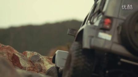 牧马人【星光】 岩石漫步 SCX10仿真模型攀爬车 超清越野视频