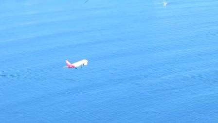 飞机迷-空客A319降落圣杜蒙特机场