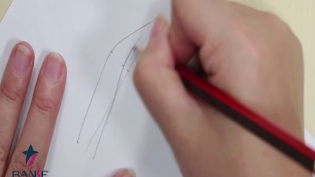 半永久眉型设计技巧之纸上画法-本色纹绣学院