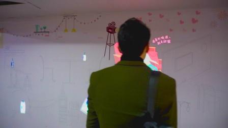 2017申通德高安慕希上海地铁创意媒体广告