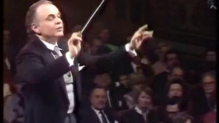 1985年维也纳新年音乐会  《蓝色多瑙河》圆舞曲  马泽尔指挥
