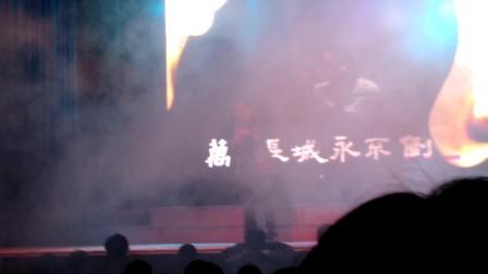 20160421沙埠镇虎柜头村清唱温州芳艺越剧团