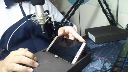 Vlog★真人实况★虎龙的华为Huawei Mate9开箱视频-香槟金哟~!