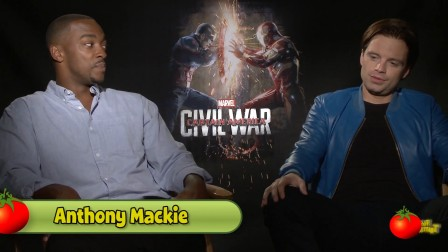 Captain America Interviews- Picking Team Cap