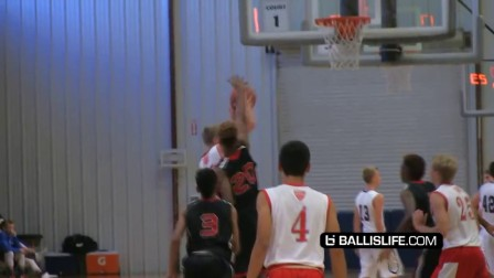Shaq's Son Shareef O'Neal is a Two-Way Player! 6'8 15 Year Old!
