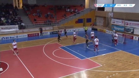 Highlights Salming teams itelligence Bulldogs Brno vs. Sokol Pardubice
