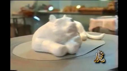 简单奶油裱花蛋糕蛋糕的制作方法视频