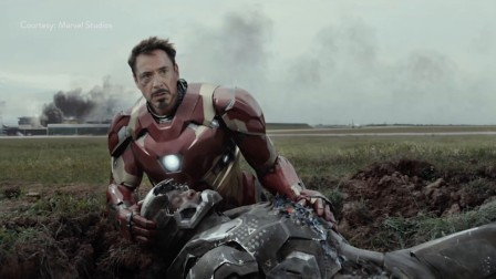 Robert Downey Jr. Helped Heal Chris Evans' _Captain America_ Civil War_ Injury _
