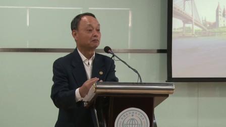 科普教育片《水》联合发行仪式程友新讲话