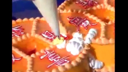 立高生日蛋糕制作_66巧克力面包
